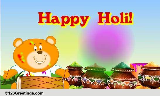 Send Holi Greetings!