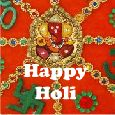 Holi Blessings From Holy God!