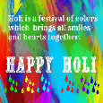 Holi Brings Everyone Closer With Smile.
