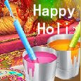 Joy And Blessings Of Holi!