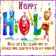 Wishes For A Happy And Vibrant Holi.