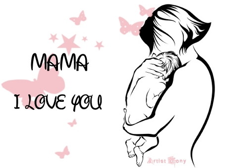 Love Mom.