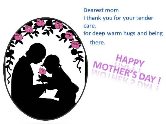 Greetings On Mother's Day.