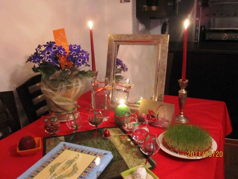 Happy Nowruz Ecard For You.