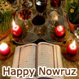 Nowruz Wishes To You And Yours.