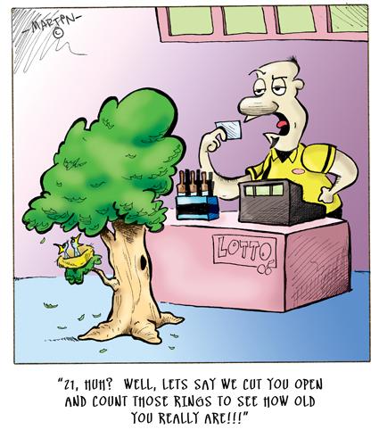 Under Age Tree.