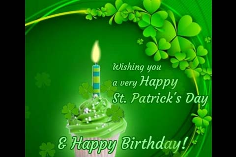 Special St. Patrick's Day Birthday! Free Birthday eCards ...