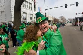 Patty's Day Hugs