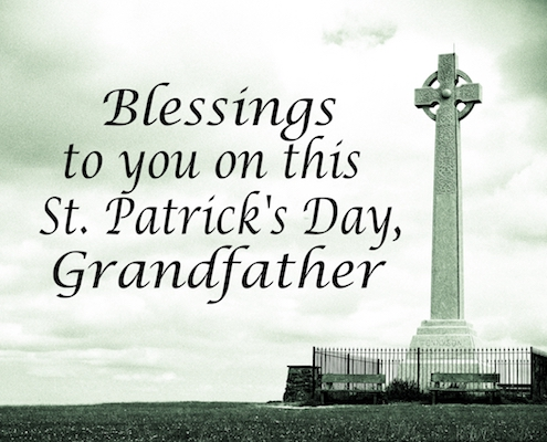 Blessings To You Grandfather.