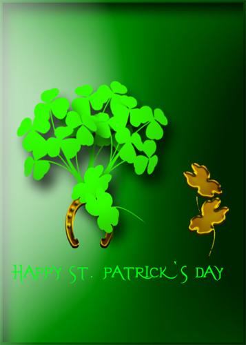 St. Patrick's Day...