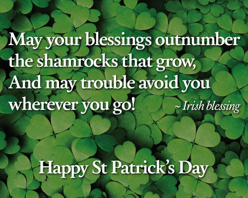 Outnumber your blessings free irish blessings ecards greeting outnumber your blessings free irish blessings ecards greeting cards 123 greetings m4hsunfo