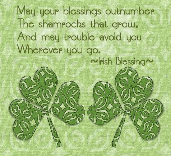 Irish blessing for st patricks day free irish blessings ecards irish blessing for st patricks m4hsunfo