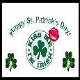 Happy St. Patrick's Day - Kiss Me.