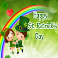 Cute Love St. Patrick's. Day.