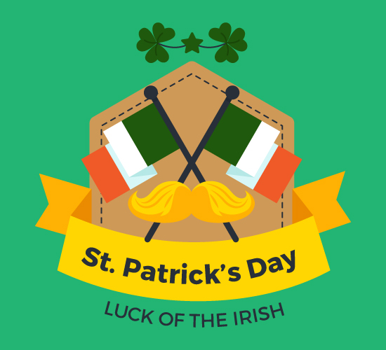 Irish Pride.