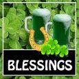Multiple Irish Blessings.