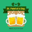 Irish Cheers.