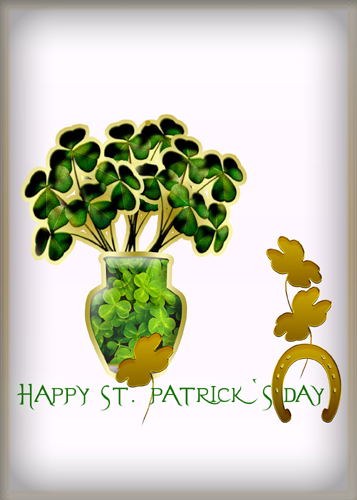 Happy St. Paddy's...