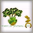 St. Patrick's Day Ecard.
