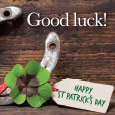 Good Luck Wishes.