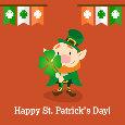 St. Patrick Greeting.
