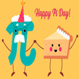 A Cute Pi Day Wish!