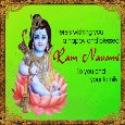 A Blessed Ram Navami Ecard.