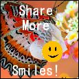 Share More Smiles With Love!