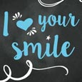 I Love Your Smile...