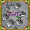 A Nice Share a Smile Day Card.