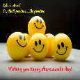 Share a Smile Day Wishes!
