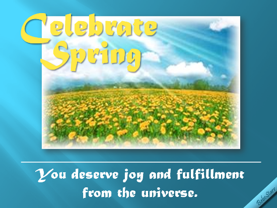 You Deserve Joy And Fulfillment.