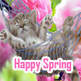 Happy Spring Cards, Free Happy Spring Wishes, Greeting ...