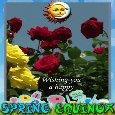 My Spring Equinox Ecard.