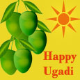 Warm Ugadi Wishes To You And Yours...