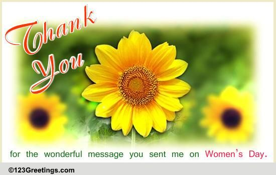 Thank Someone Special... Free Thank You ECards, Greeting