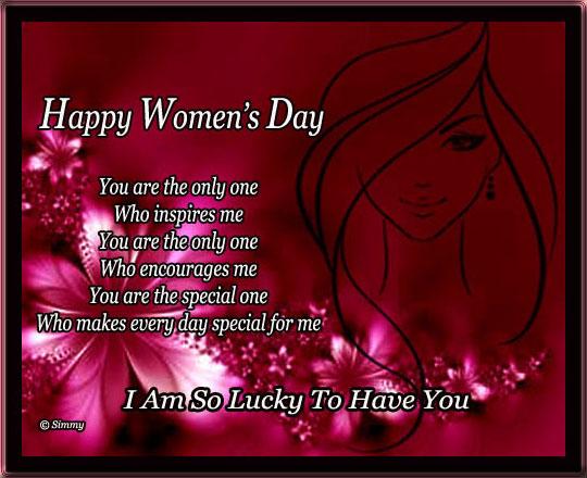 International Women's Day Happy Women's Day Cards, Free ...
