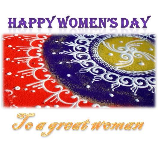 Women's Day Ecard.
