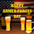 Home : Events : Armed Forces Day 2019 [May 18] - Beer & Fireworks.