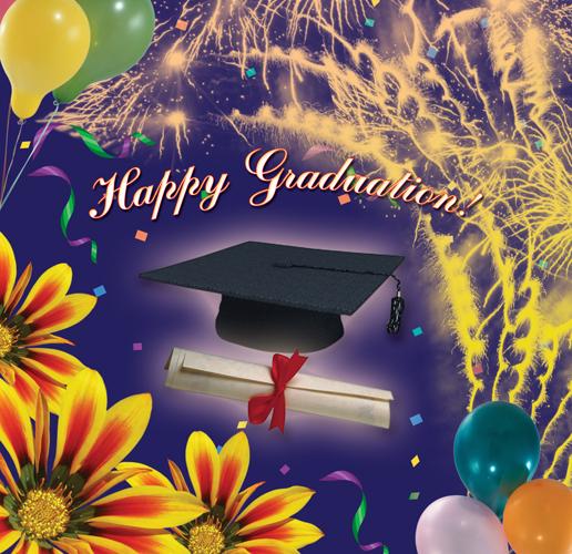 Graduation free happy graduation ecards greeting cards 123 greetings graduation m4hsunfo