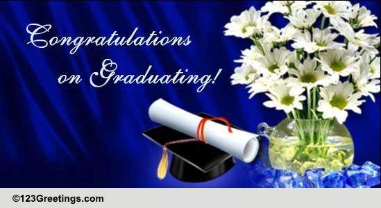 Congratulations On Graduating! Free Happy Graduation ... | 549 x 300 jpeg 53kB