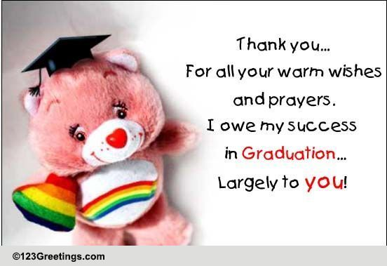 Thank You For Your Warm Wishes Free Thank You Ecards