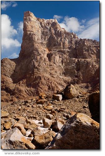 The Rock, Pamir.