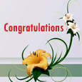 Hearty Congratulations!