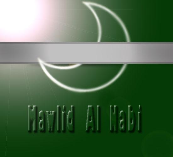 Mawlid al-Nabi.