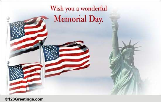 memorial day tributes cards  free memorial day tributes