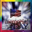 Memorial Day Greetings!