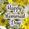 On Memorial Day...