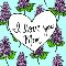 Lilac Love.