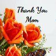 Lovely Roses For Dear Mom!